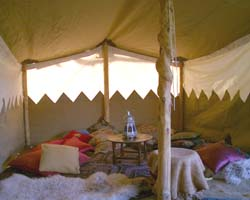 Although the  Dulas Valley Tipis  Bedouin Tent © is based on the traditional Bedouin pattern this particular tent was designed in house by our head designer ... & Bedouin Tents | Dulas Valley Tipis